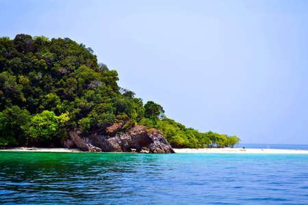 Sea , south of Thailand