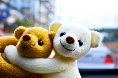 brinquedo: Ursinho de pel