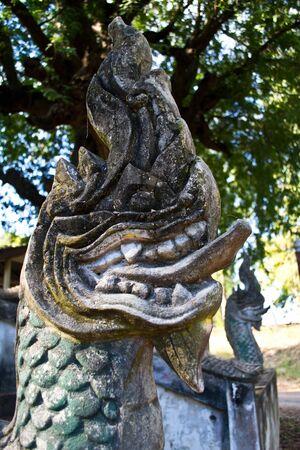 Thai statues photo