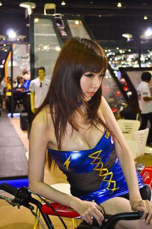Thailand international Motor Expo 2012  in bangkok of  thailand