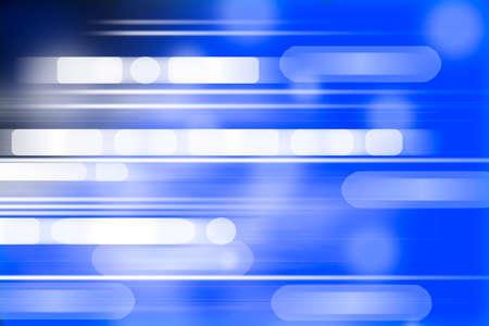 digitally generated image: Digitally generated image of blue light background.