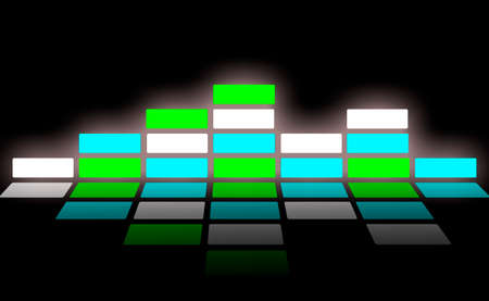 audio wave: Sound wave and audio wave.