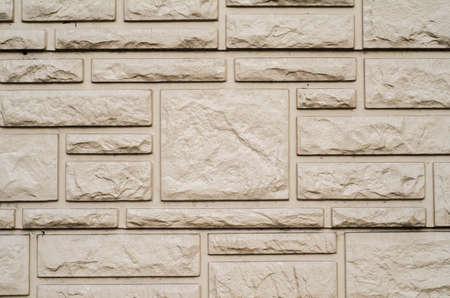 Brick wall texture Banco de Imagens