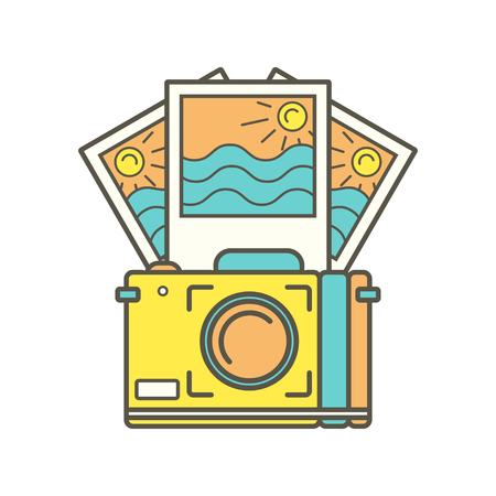 instant: Camera and Instant photos Illustration