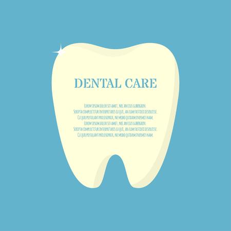 Dental clinic design template.