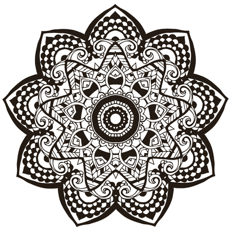 Elemento círculo geométrico