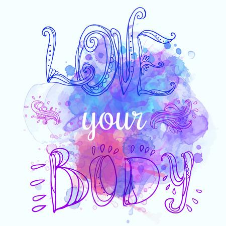 position d amour: Ornement belle carte avec la bannière yoga. Géométrique élément dessiné à la main. Cartes parfaites pour tout autre type de conception, d'anniversaire et d'autres vacances, kaléidoscope, médaillon, le yoga, l'inde, arabe
