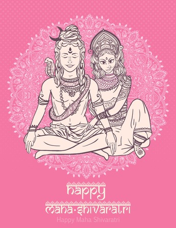 shakti: The legend of marriage of Shiva and Shakti is one the most important legends related to the festival of Mahashivaratri. From this marriage were born the god of war Skanda and Ganesha god of wisdom.