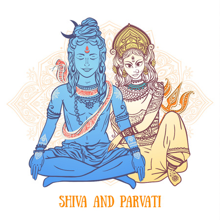 shiva: The legend of marriage of Shiva and Shakti is one the most important legends related to the festival of Mahashivaratri. From this marriage were born the god of war Skanda and Ganesha god of wisdom.