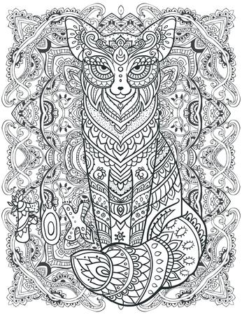 Ilustración, Diseño, Bella, Ropa De Impresión, Adhesivos, Tatuajes ...
