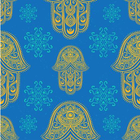 talisman: vector de la tarjeta hermosa