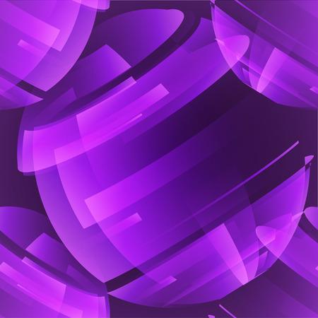 diagonal stripes: Beautiful vector card