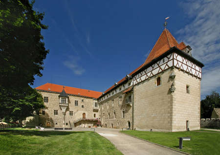 Budyne nad Ohri castle - Czech republic