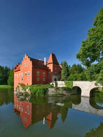 Czech Republic - Cervena Lhota castle