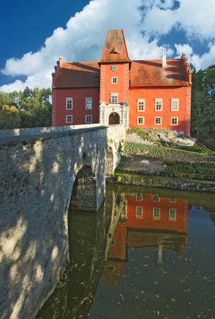 Czech Republic - Castle Cervena Lhota - Czech Republic