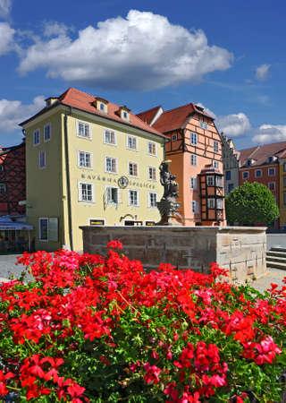 Cheb Town - House Called Chap - Czech Republic