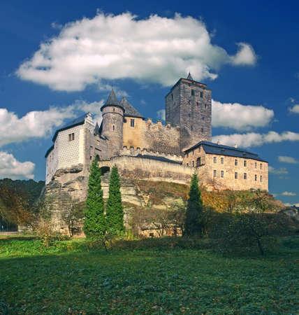 Czech republic - castle Kost