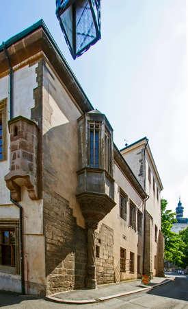 Kutna Hora - Hradek medieval house