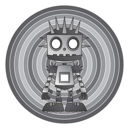 android robot: android robot art