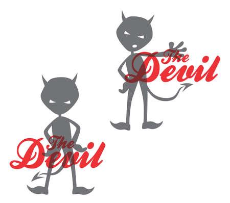 spiteful: devil art