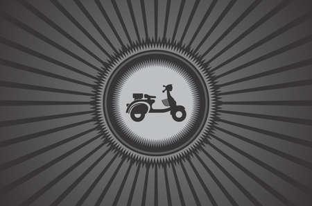 ancienne page de scooter