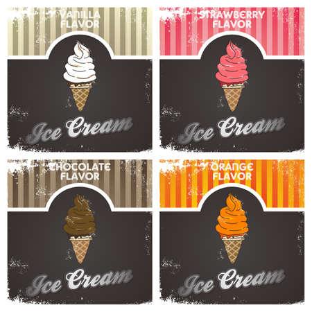 ice cream vintage