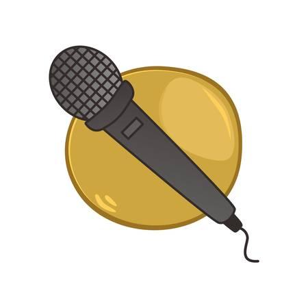 microphone Stock Vector - 20571644