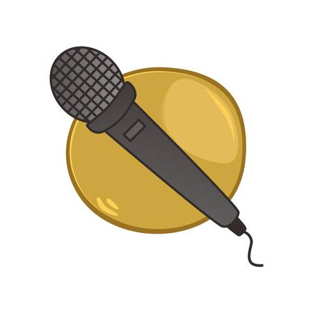 microphone Stock Vector - 20571644