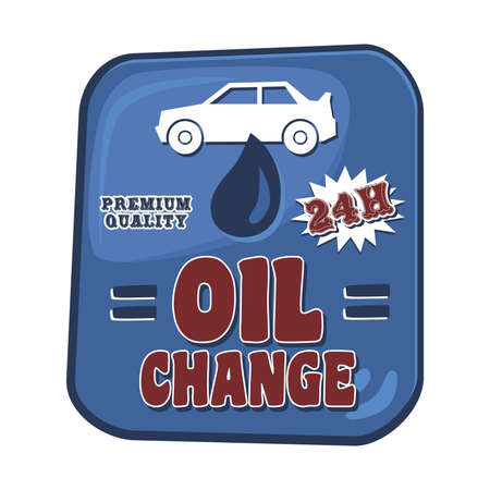 oil change: oil change car