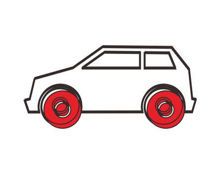 small car: small car