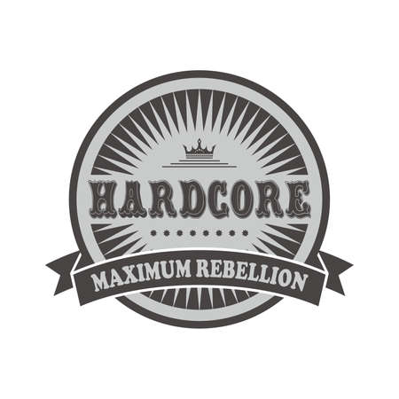 hardcore: hardcore label