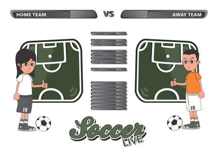 footie: soccer theme panel game