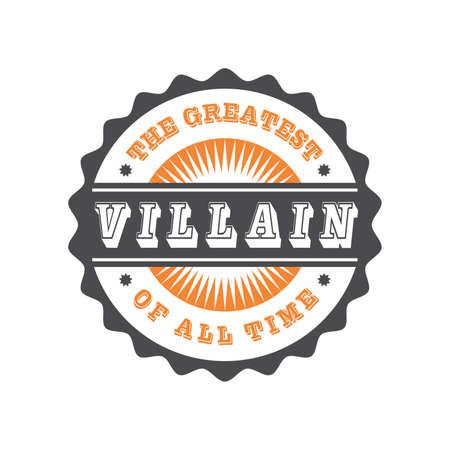 villain: villain label