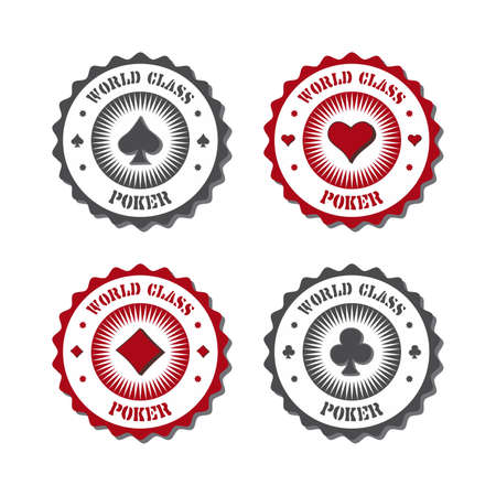 label badge set Ilustração