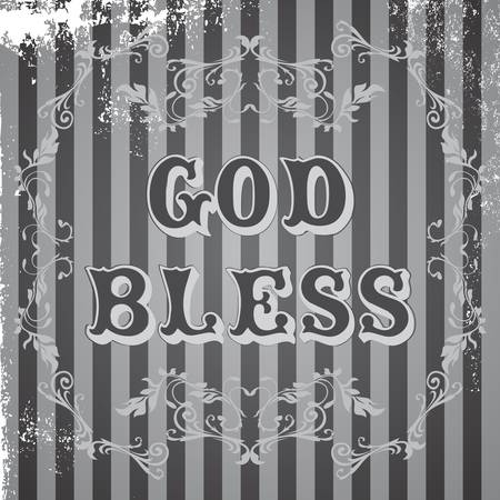 god bless: god bless