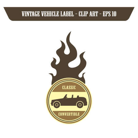 vehiclelabel Vector