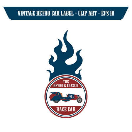 race car Stock Vector - 21062015