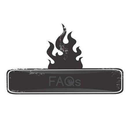 faqs: question button faqs