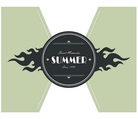 summer Stock Vector - 21068642