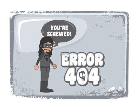 villain: error villain page 404