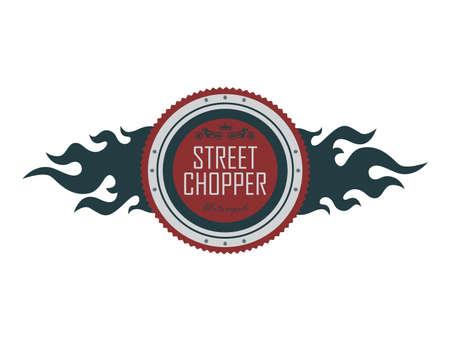 street engine Illustration