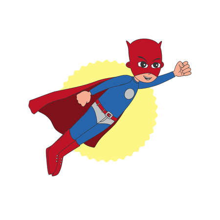 heroic: hero cartoon