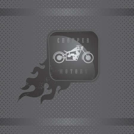 harley: chopper button fire