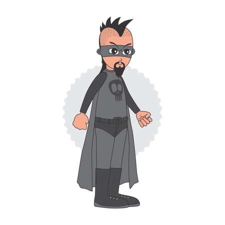 villain: punk villain