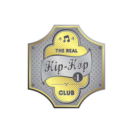 genre: hip hop music genre plate