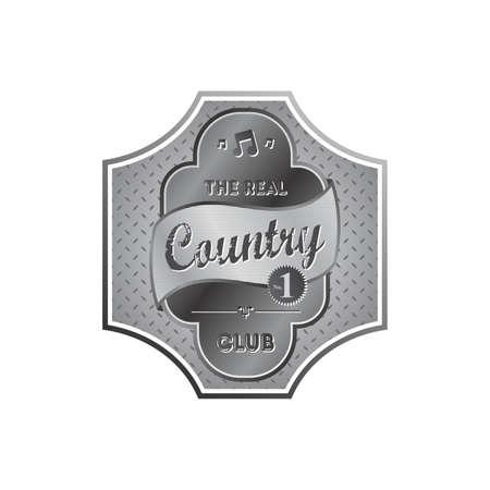 country music: etichetta di musica country