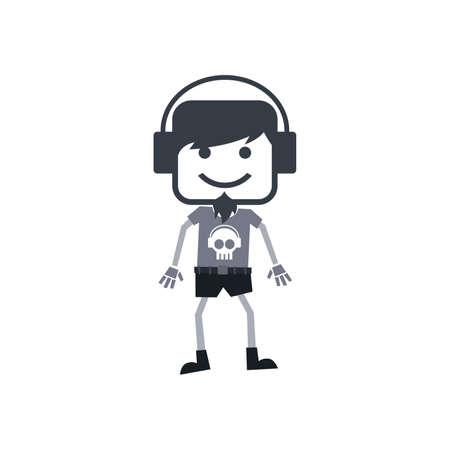 disk jockey: disk jockey uomo