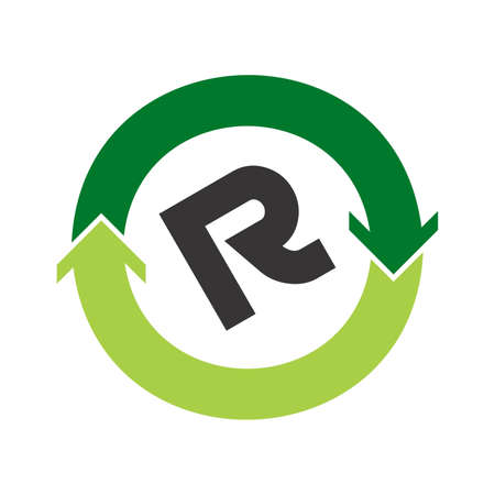 rotate arrow Illustration