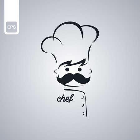 chef art Vector