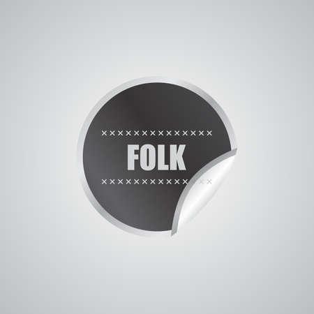 folk Vector